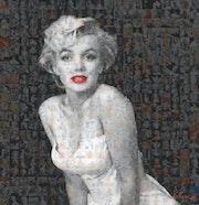 New Marilyn b&w.