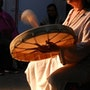 Le tambour chamanique. Axelle