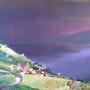 Orage en Lavaux. Edgar Mabboux