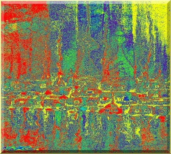 Color Design - Trance II. Wolfgang Lemke Wolfgang Lemke