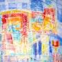 Après Monet I U. II. Hildegard Fischer-Lind