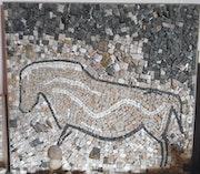 Le petit cheval de la grotte Chauvet.. Anita Riou