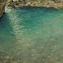 Bassin dans le Rioumajou. Nathalie Martin