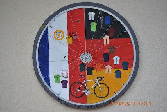 Tour de France 2017. Claude Sauvage Claude Sauvage