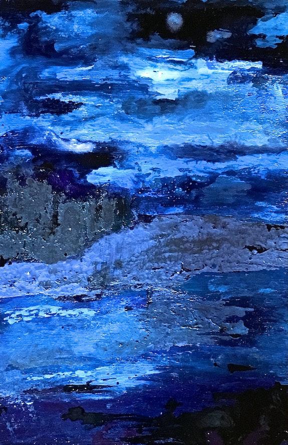 Le sanglot de la mer. Marie-Claude Lambert Marie-Claude Lambert