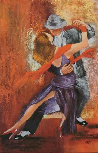 Tango. Mariajose Serrano