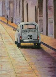 Calle italiana.