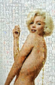 Nude Marilyn Color.