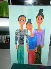 The 5 sisters. Estela
