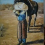 Mon cheval. Denis Gaucher