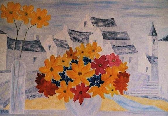 Fleurs de Bretagne. Gerard Flohic Gerard Flohic