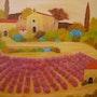 Chapelle en Provence. Gerard Flohic