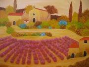 Chapelle en Provence.