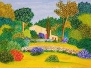 Le cabanon de Cezanne.