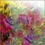 Un grand vent de fleurs. Dalhia