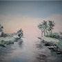 L'estuaire. Raoul Mary
