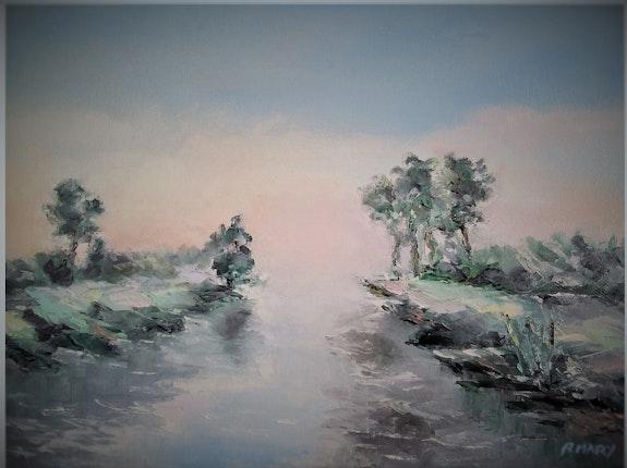 L'estuaire. Raoul Mary Raoul Mary