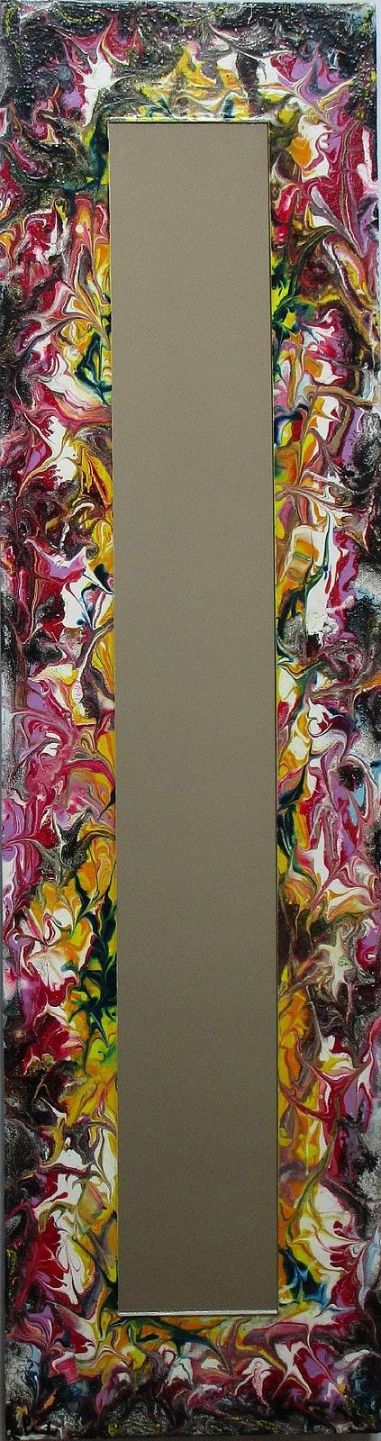 Specchio di Terry N. 102. Teresa Suardi Gli Specchi Di Terry
