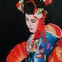 Geisha. Mariajose Serrano
