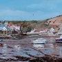 Staithes. Murray William Cole Ince