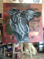 Style Elephant. Mireille Vast