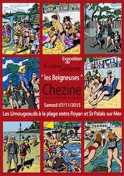 Exposition le 07/11/2015 à Limoges aux Halles Centrales.
