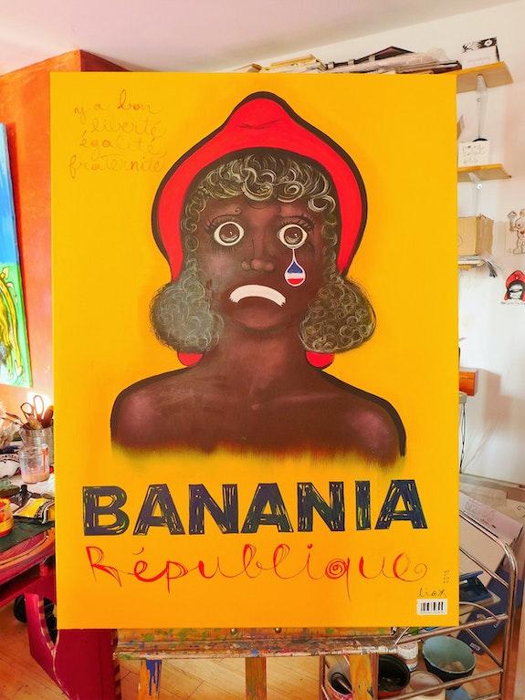 Banania république. Liox Liox