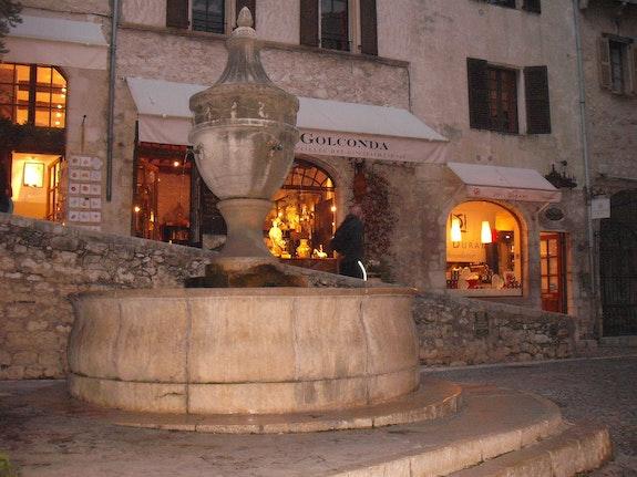 St Paul de Vence 3.  Gilbert Verani