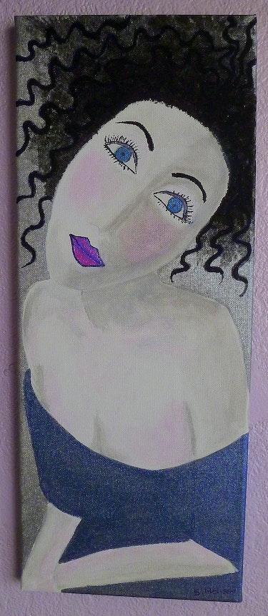Melancome. Artamelis Peinture