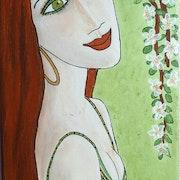Amandine. Artamelis Peinture