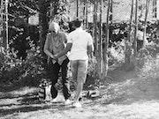 Couple d'amoureux - 14ème - Août 2016.