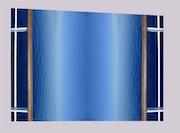 Mer Verticale : grand calme en pleine mer. Daniel Farioli