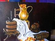 Journée de la pomme Mirepoix. Sylvie Fernandez