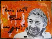 Gainsbourg à rendu l'âme, mais on ne sait toujours pas à qui !. Kikib