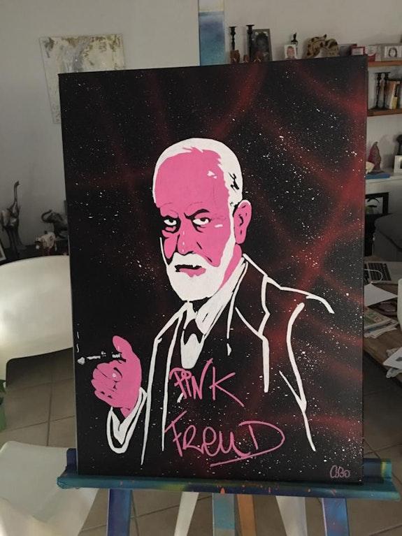Pink Freud. Cobo Vincent Gimeno