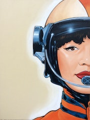 Space girl 2.