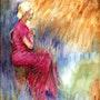 La femme aux songes. Marie-Noel Toulon