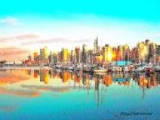 Manhattan. Raymond Marcel Depienne