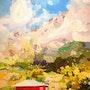 «Le Piton des Neiges». Francis Diez