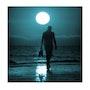 Pleine lune. Marie Carteron