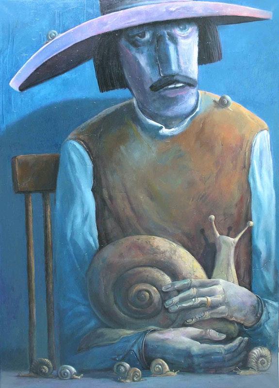 Snails lover. Valeriu Buev Valeriu Buev