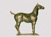 Cheval. Barake Sculptor