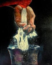 Lavado de manos. Tomas Castaño