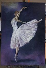 Ballerine danseuse étoile.