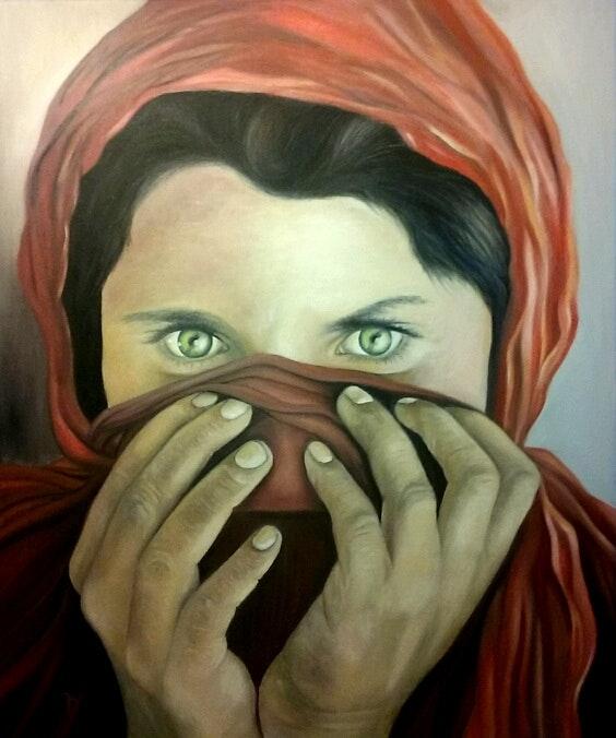 Afghane. À. Piani Adriano Piani