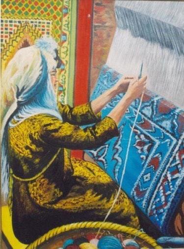 Monuments et Traditions. Elmoujaouid Abderrahim El Moujaouid