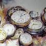L'ouvrage du temps. Catherine Rey