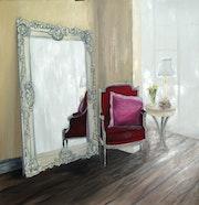 El espejo.