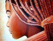 Mirada de namibia.