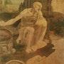 St. Jerome. Leonardo Da Vinci